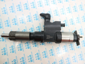 095000-534# Common Rail Injector 095000-5345 8-97602485-6 for 4HK1 6HK1