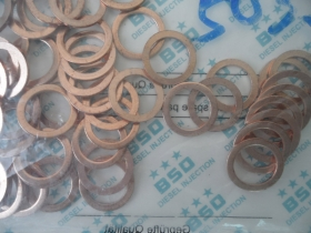 Copper Washer Sizes 19.5*14.3*1.5(MM)