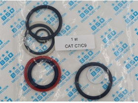 CAT C-7/C7/C-9/C9 injector O Ring Kit 297-4841