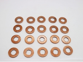Copper Washer I.D*O.D* THK 12*16*1.5(MM)