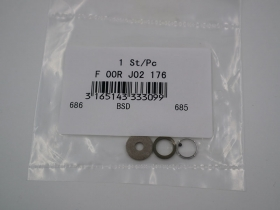 Common Rail Injector Repair Kit F 00R J02 176