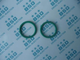 O Ring Inner diameter 12* 2(MM), Fluorine Rubber, Dark Green