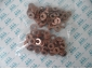 Copper Washer Sizes 15*7.5*1.5(MM)